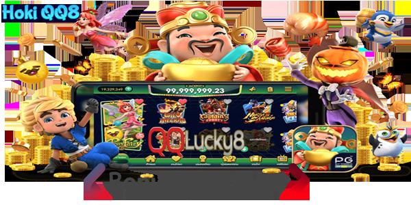 Bonus Turn Over QQ Slot
