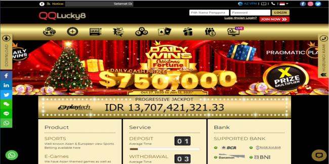 Sukses Main di Situs Judi Slot 4D